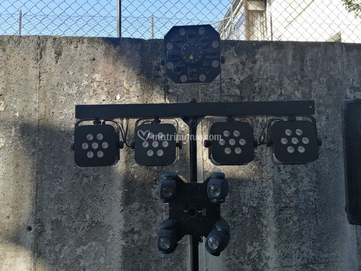 Impianto luci
