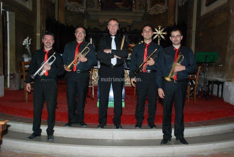 Shofar Trumpet Quartet