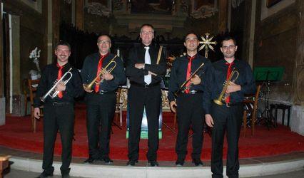 Shofar Trumpet Quartet 1
