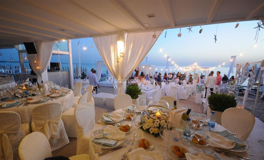 Matrimonio Spiaggia Gallipoli : Lighting by sandro sciacovelli