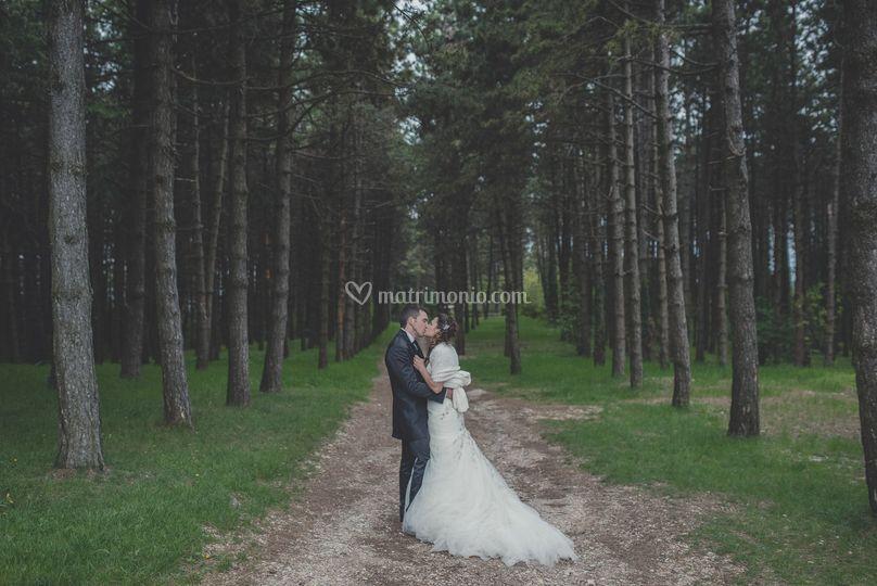 Black&White Wedding