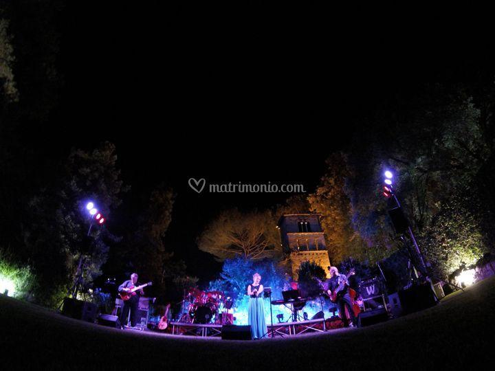Villa Aurelia - evento privato