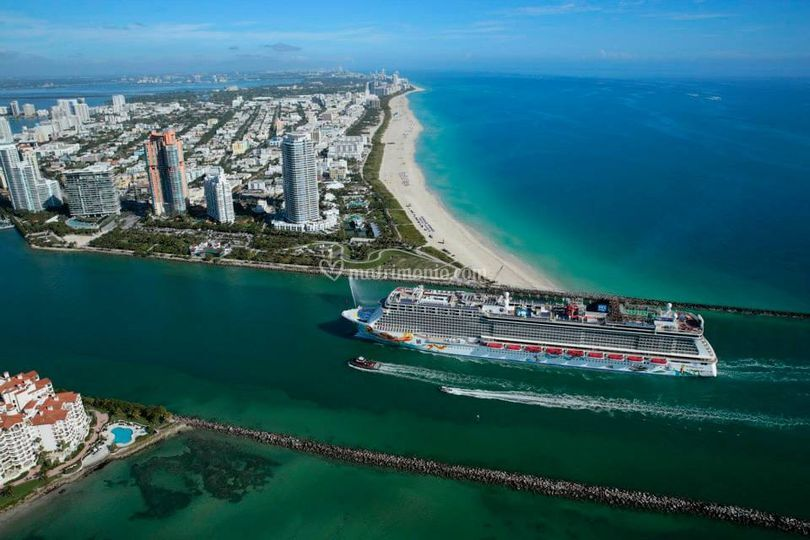 Ingresso a Miami NCL Getaway