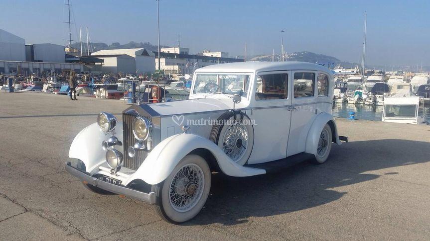Rolls Royce Park Ward Limo