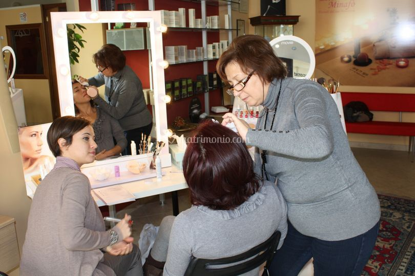 Giornata Open Make-up