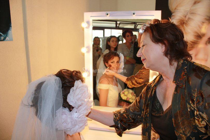 Corso Make-up Sposa d'autore