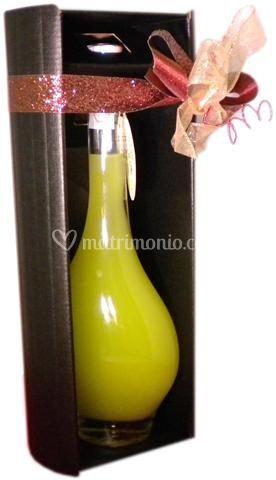 Bottiglia liquore