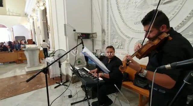 Cerimonia organo e violino
