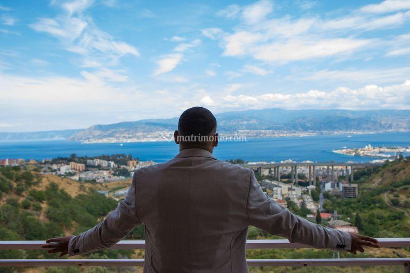 Messina, l'attesa dello sposo