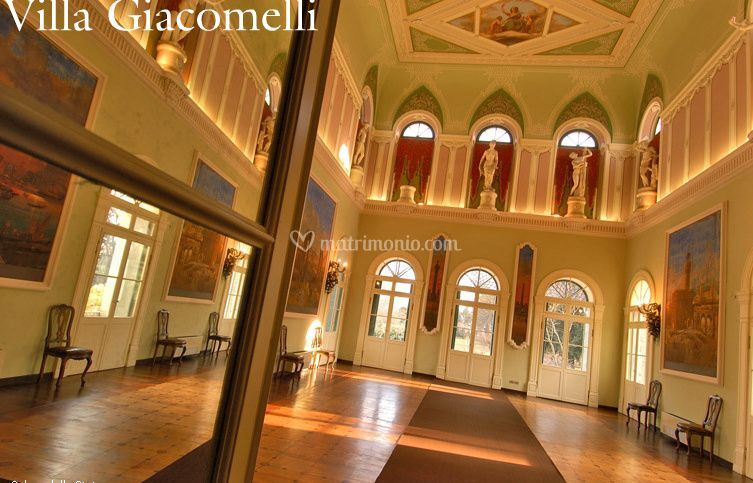 Villa Giacomelli Pradamano Matrimonio