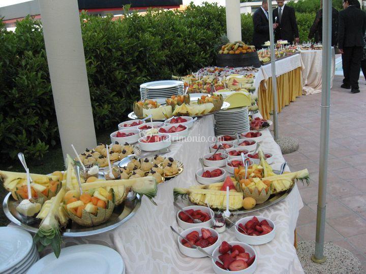 Buffet di Frutta Esotica