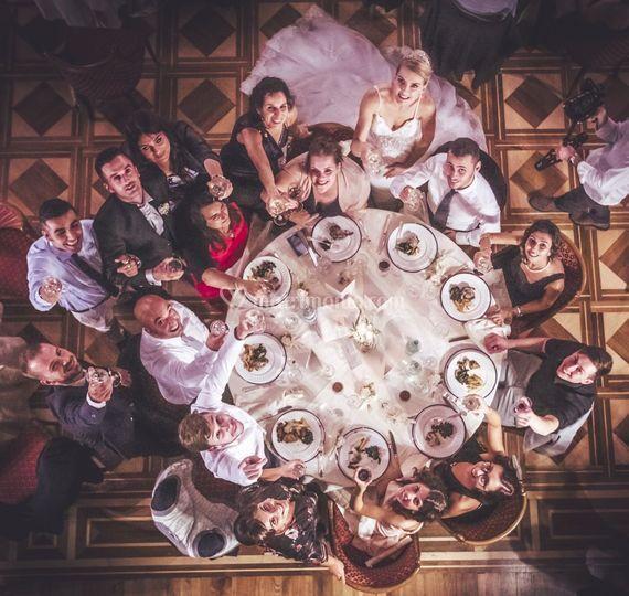 Il tavolo degli amici