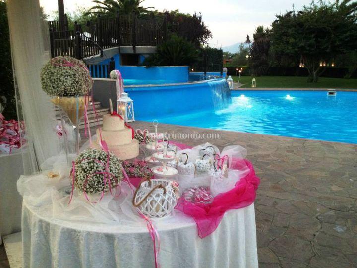 Il ritrovo for Addobbi piscina