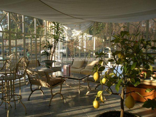 Giardino d 39 inverno di hotel montecarlo foto - Giardino d inverno permessi ...