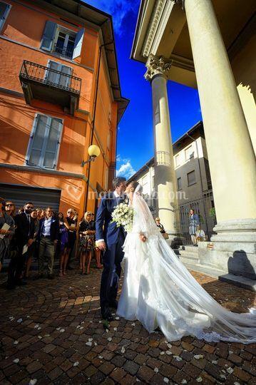 Sposo e sposa