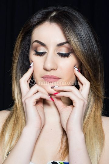 Felisia Spicciato Make-Up