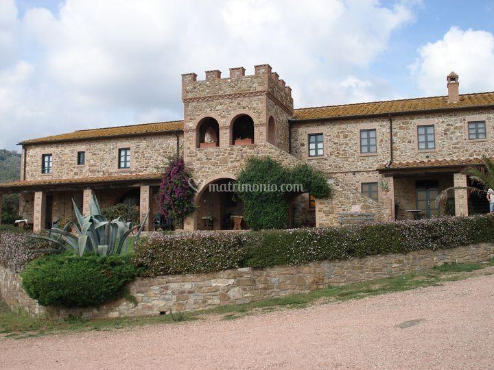 Matrimonio All Aperto Toscana : Matrimonio all aperto di agriturismo la fontanella foto