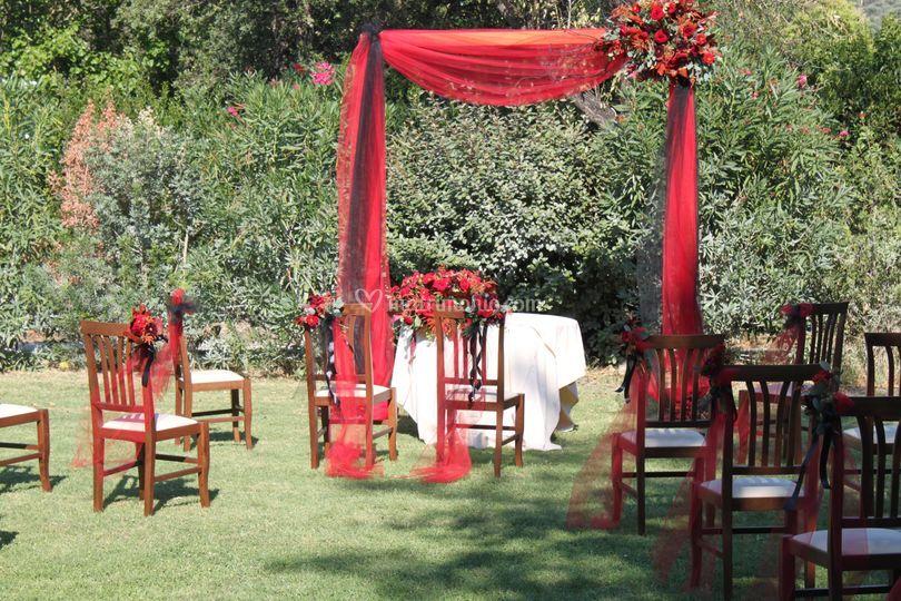 Wedding Red&Black