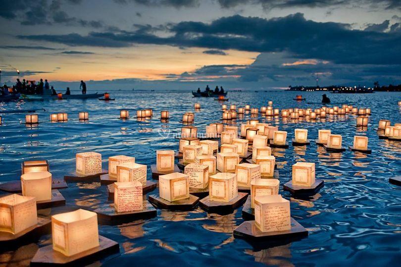 Thailandia - lanterne
