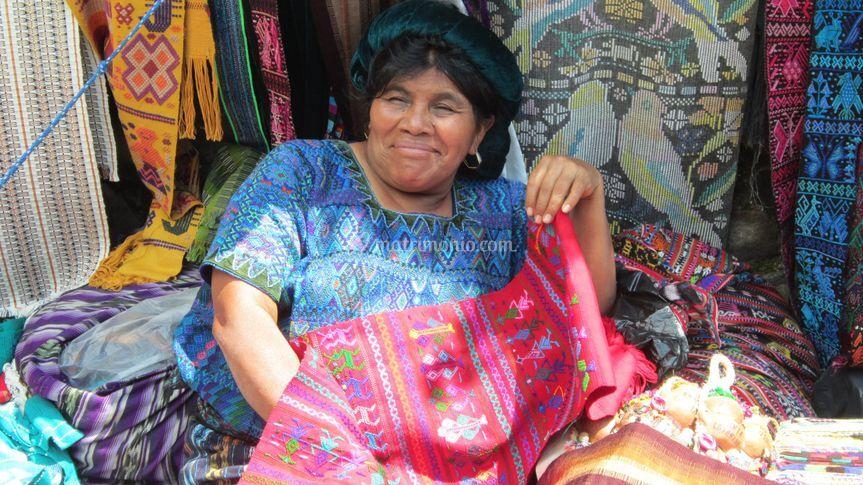 Artigianato locale El Salvador