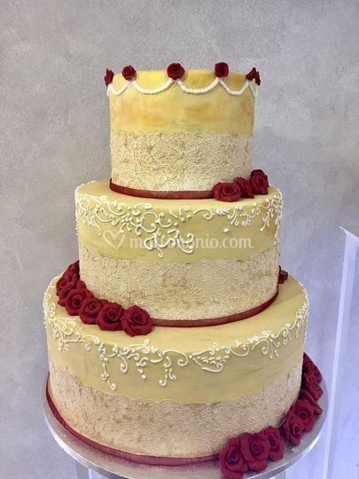 Catering Cake Design : Il Gufo Bianco