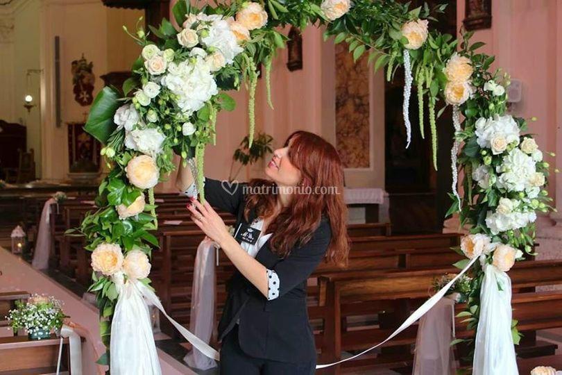Mariapia Montesano Floral Design