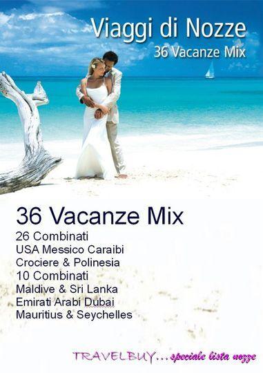 Viaggi di nozze - 36 vacanze mix