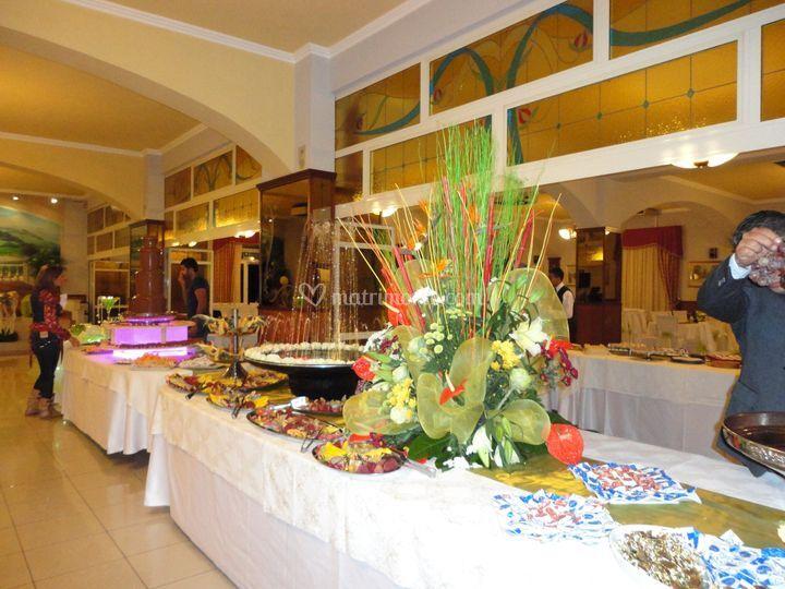 Buffet di dolci