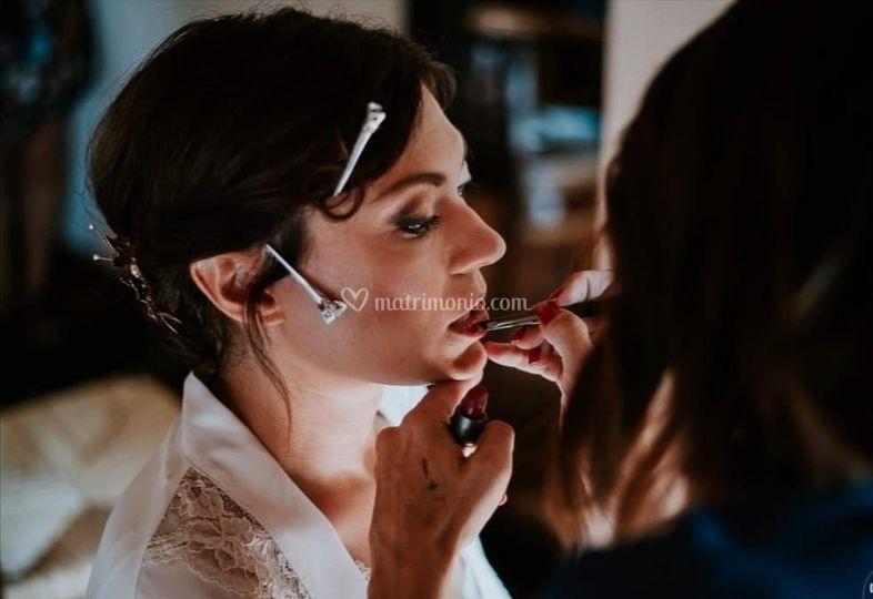 Marina Makeup Milandri