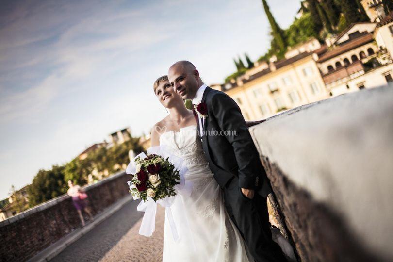 Ioana e Riccardo Ponte Pietra