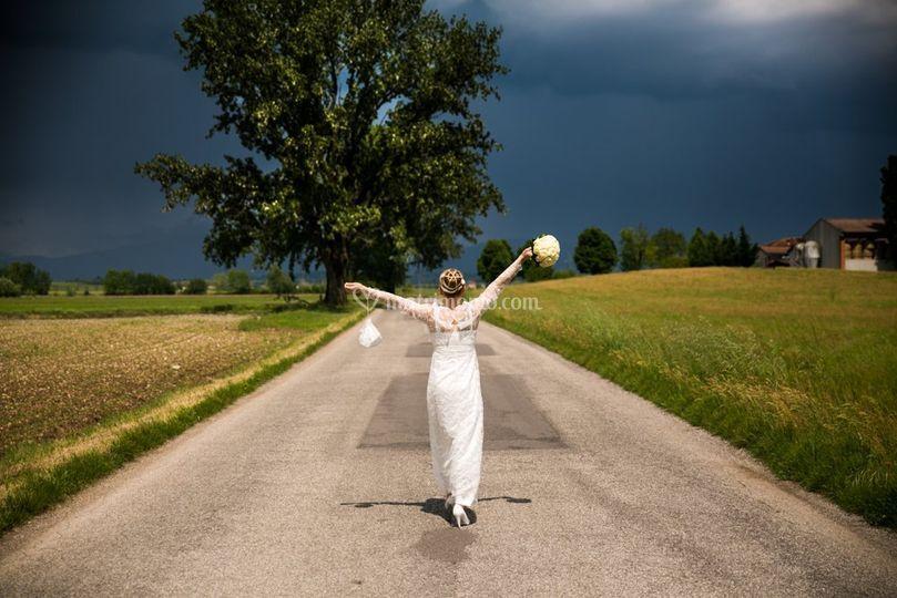 Sposa nella tempesta