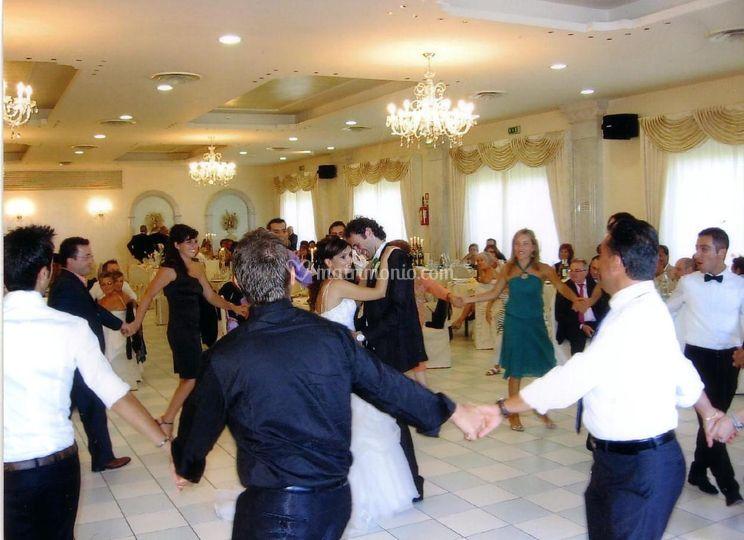 Primo ballo da sposati