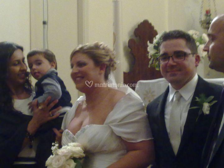 Matrimonio giorgio e claudia