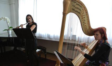 Duo flauto e arpa 1