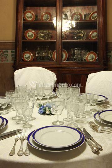 Villa elvira - Paul signac la sala da pranzo ...