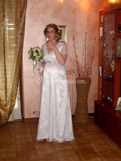 La sposa Sara.