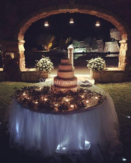 Matrimonio area piscina