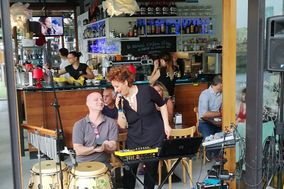 Band Mary Grace & Giancarlo Rossi