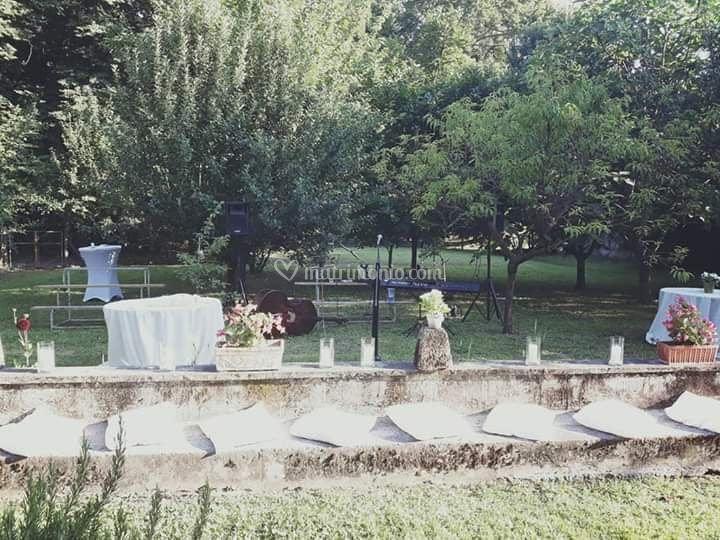 Matrimonio, Villa veneta