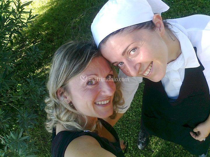 Samanta e Lara