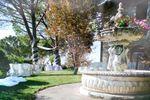 Giardino con fontana