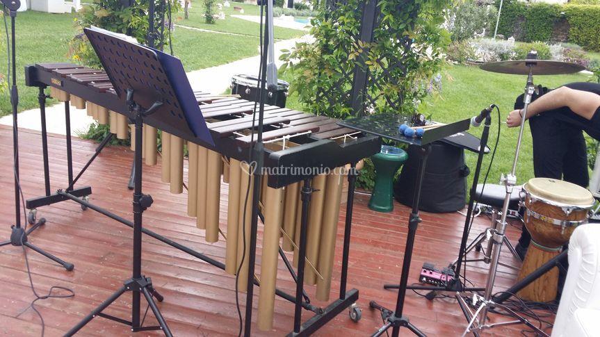 Xilomarimba music