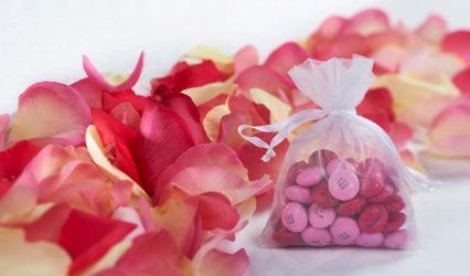 Con M&M's® bomboniere uniche per nozze personalizzate