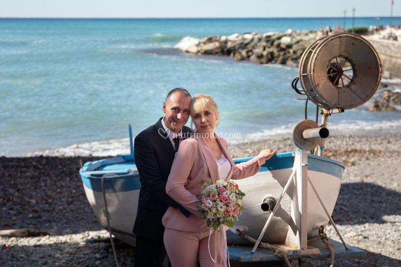 Nataliya & Giuseppe