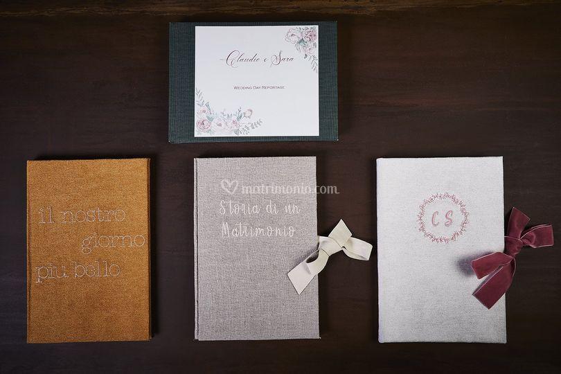Libri A4 Storia di Matrimonio