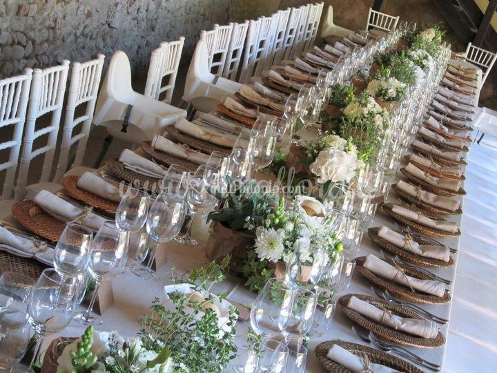 Tavolo Matrimonio Country Chic : Matrimonio toni pastello di metaflora wedding flowers fotos