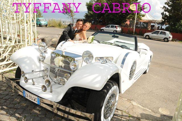 Tiffany cabrio