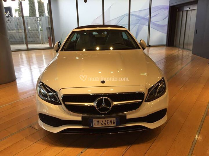 Nuova Mercedes cabrio 2018