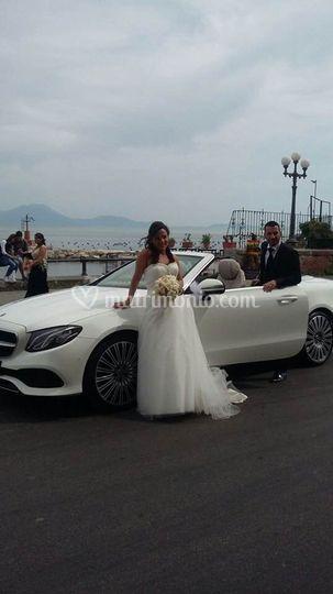 Nuova Mercedes e cabrio