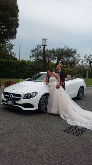 Nuova Mercedes. E cabrio